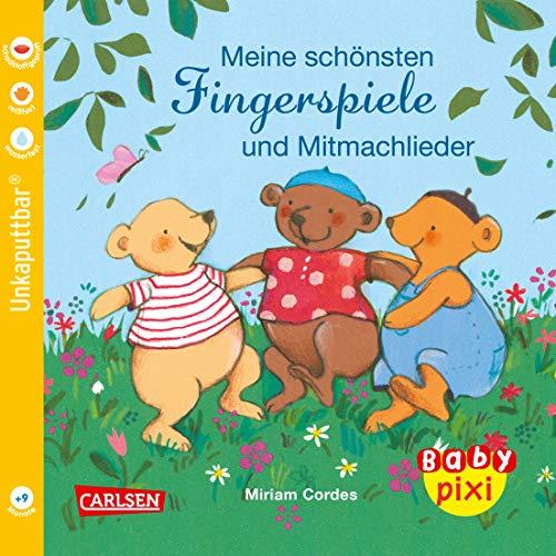 Baby Pixi 72: Meine schönsten Fingerspiele und Mitmachlieder (72)
