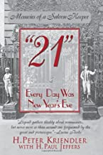 21: Every Day Was New Year's Eve