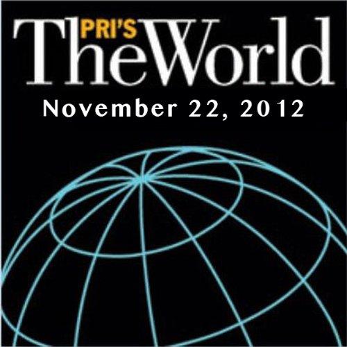 The World, November 22, 2012 audiobook cover art
