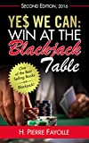 Yes we can win at the blackjack table (English Edition)