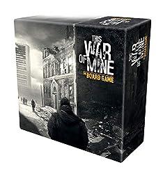 This War Of Mine: The Board Game è l'adattamento da tavolo del videogioco pluripremiato che raffigura il dramma dei civili intrappolati in una città lacerata dalla guerra TWOM: Il gioco da tavolo offre un'esperienza multigiocatore per un massimo di 6...