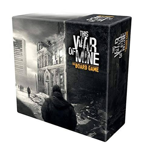 Juego de mesa This War of Mine GAKTWOM01 , color/modelo surtido