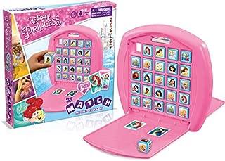 Cardinal Disney Princess Top Trumps Match Board Game, Assorted