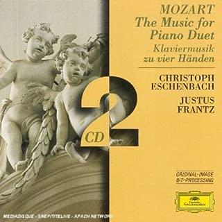 Music for Piano Duet by CHRISTOPH / FRANTZ,JUSTUS ESCHENBACH (1999-12-30)