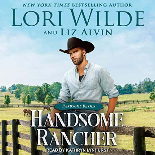 Handsome Rancher  By  cover art