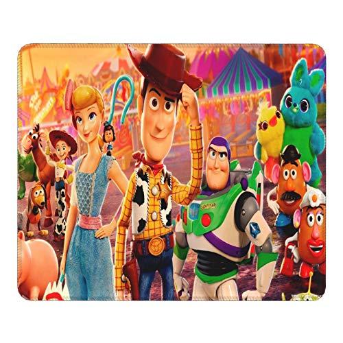 Toy Story - Alfombrilla protectora para ratón para ordenador o portátil