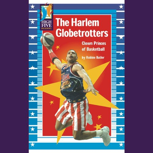 The Harlem Globetrotters cover art