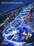 Sonic Le Film - Pster de Cine Original (160 x 120 cm, Plegado) 2020 Jim Carrey