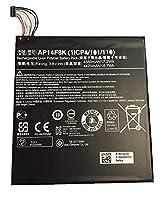 新品互換 Acer AP14F8K 17.2WH 交換用の バッテリー 適用される for Acer Iconia Tab 8 A1-850 AP14F8K 1ICP4/101/110 交換用ノートパソコンの 電池 acer ap14f8k 互換用の バッテリー