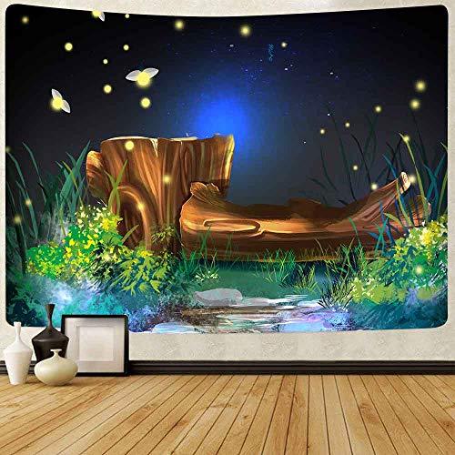 Puzzle 1000 piezas Bosque camping actividad al aire libre tema dibujos animados fútbol arte decoración pintura puzzle 1000 piezas paisajes Rompecabezas de juguete de descompre50x75cm(20x30inch)