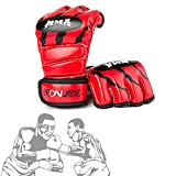 lffopt Guantes Boxeo Mujer Guantes Boxeo Hombre Sparring Guantes Golpe Guantes...