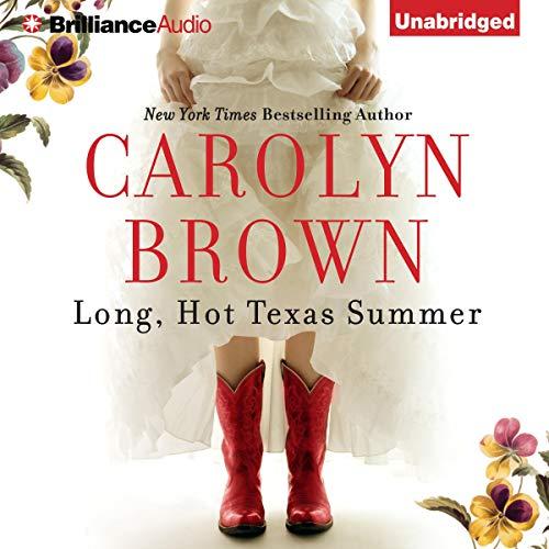 Long, Hot Texas Summer  By  cover art