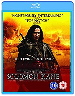 Solomon Kane [Blu-ray] (B003IKBWMO) | Amazon price tracker / tracking, Amazon price history charts, Amazon price watches, Amazon price drop alerts