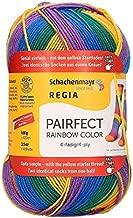Regia Pairfect Sock Yarn (Rainbow 01735 - Rainbow Color)