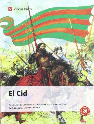 El Cid N/c (Clásicos Adaptados) - 9788468205984