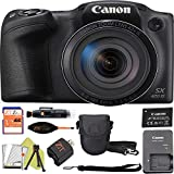 Canon PowerShot SX420 is with 42x Optical Zoom and Built-in Wi-Fi ZeeTech Bundle