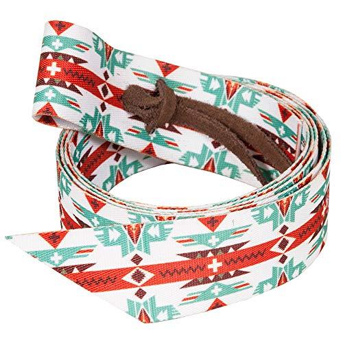 Mustang Fashion Prints 6 Nylon Tie Strap