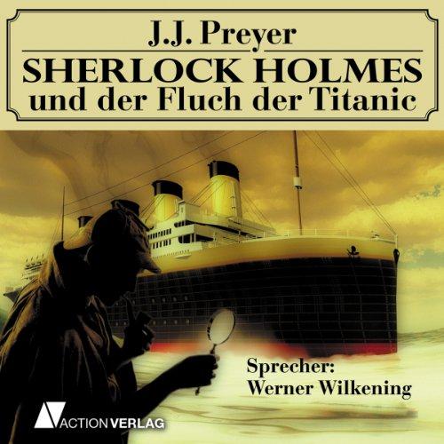 Sherlock Holmes und der Fluch der Titanic Titelbild