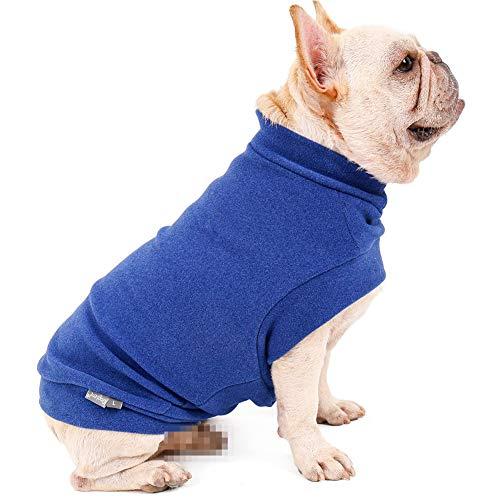 ETOPARS Chaqueta de Suéter para Perros, Disfraz de Perro Gato Invierno Cálido Suéter, Ropa para Mascotas Perros Gatos, Ropa Linda Casual para Cachorro en Primavera Otoño