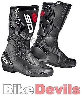 Sidi Fusion Lei Ladies Sports Touring Motorcycle Boots - Black EC 38