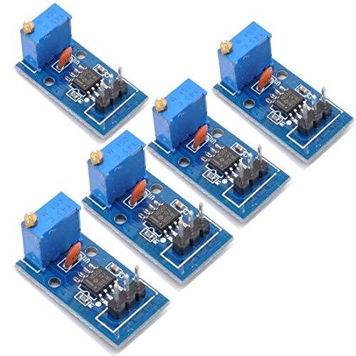 ARCELI 5pcs NE555 Modulo generatore di impulsi Regolabile in frequenza