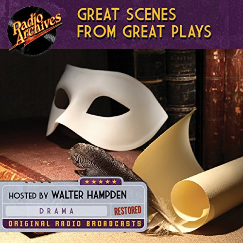 Great Scenes from Great Plays audiobook cover art