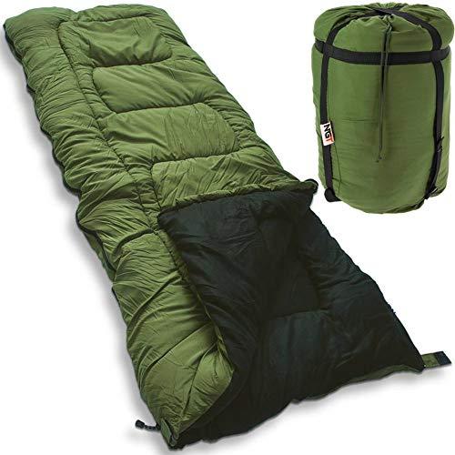 NGT 5 Seasons Warm Sleeping Bag Carp Fishing High Tog Rating Bag Camping Hunting