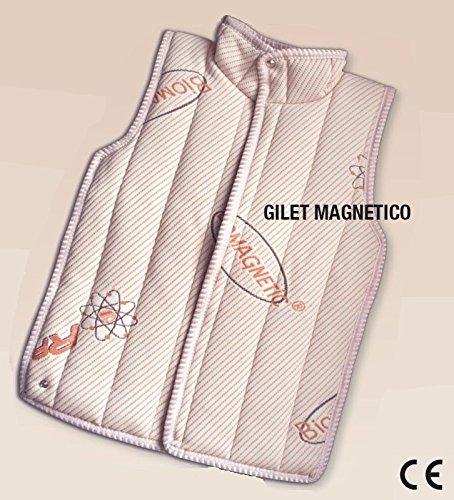Magnetische Magnetweste MAF Magnettherapie Hochfrequenztherapie Rücken Rücken Nacken Becken