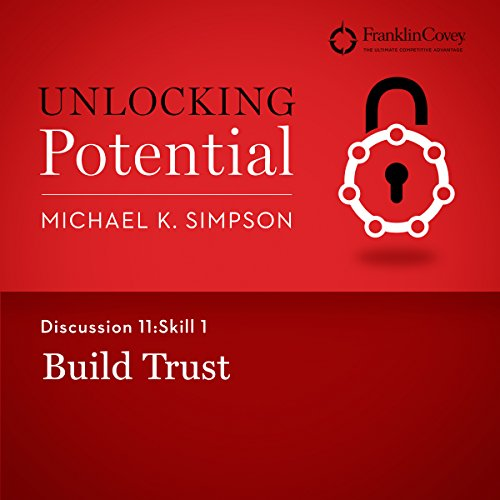 Discussion 11: Skill 1 - Build Trust cover art