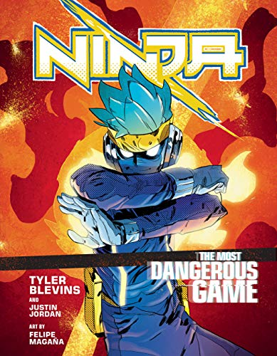 Ninja: The Most Dangerous Game: A Graphic Novel (English Edition)