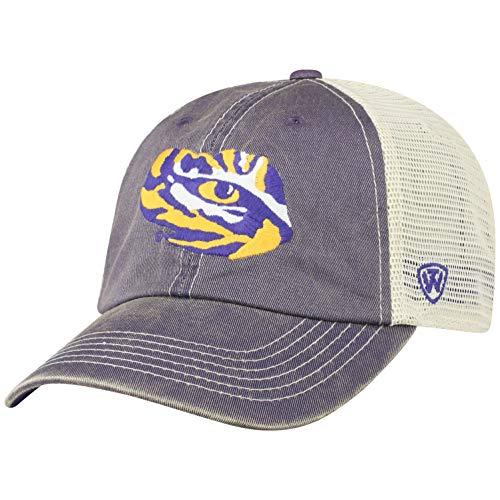 Top of the World Lsu Tigers Men's Adjustable Vintage Team Icon hat, Adjustable