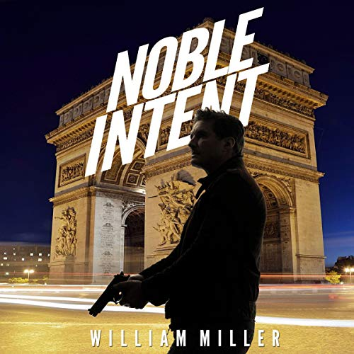 Noble Intent audiobook cover art