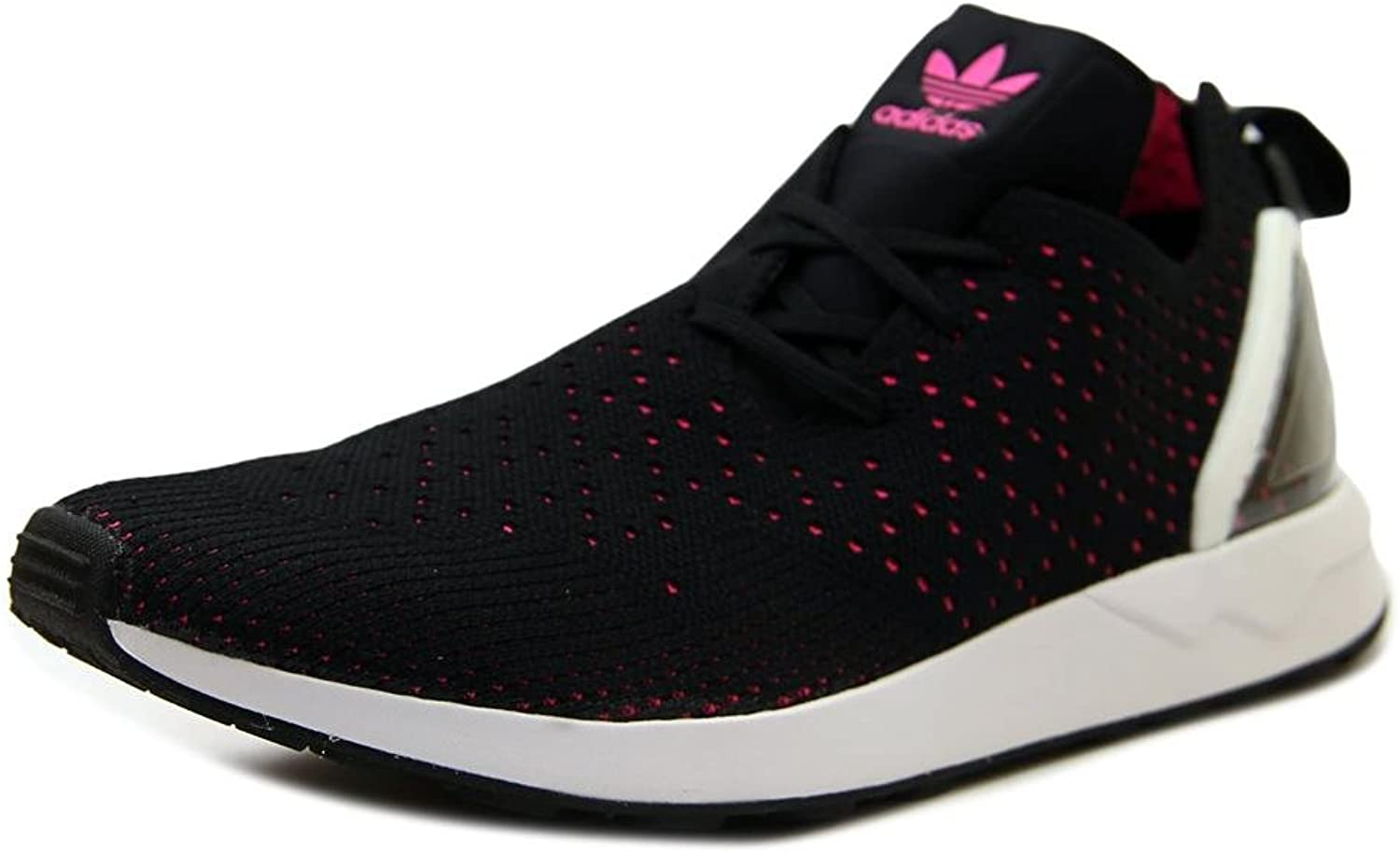 Adidas Zx Flux Adv Asym Pk Mens Style  S79063-Blk Pink Wht Size  12