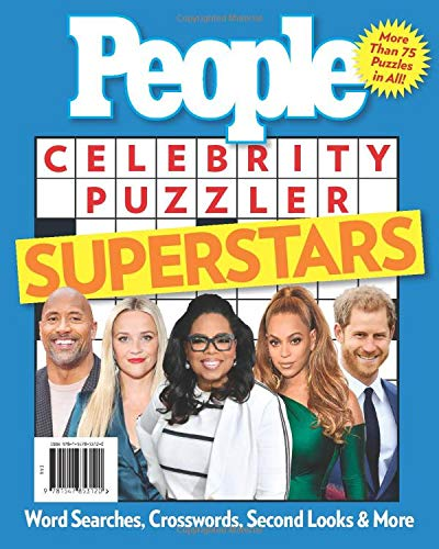 PEOPLE Puzzler Celebrity Superstars