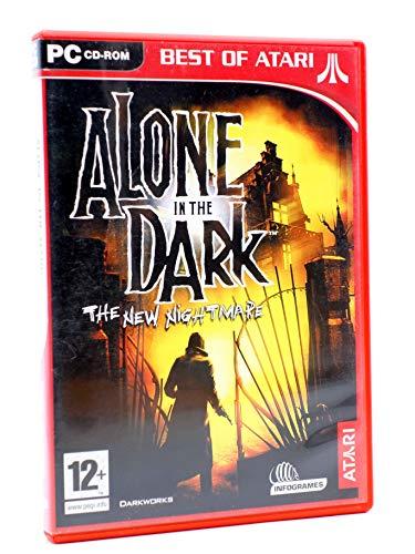 VIDEOJUEGO PC CD ROM BEST OF ATARI. Alone In The Dark, The...