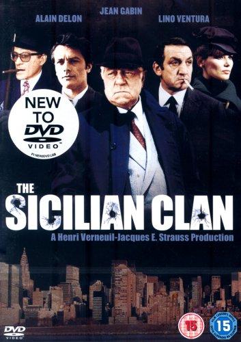 The Sicilian Clan [Reino Unido] [DVD]