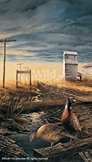Prairie Skyline II Pinnacle Print by Terry Redlin
