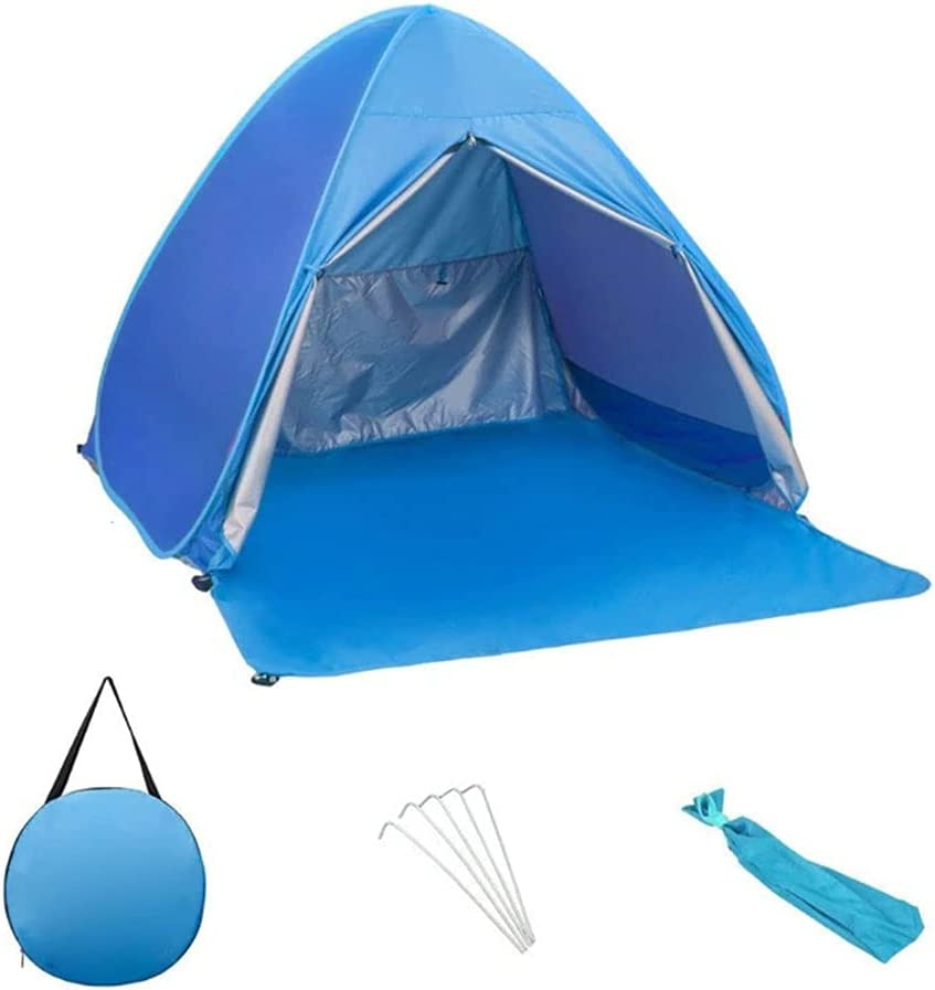 Sun Inventory cleanup selling sale Shelter Mini Beach Tent Super intense SALE with Pop Portable Up