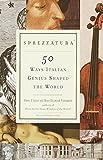 Sprezzatura: 50 Ways Italian Genius Shaped the World (Paperback)