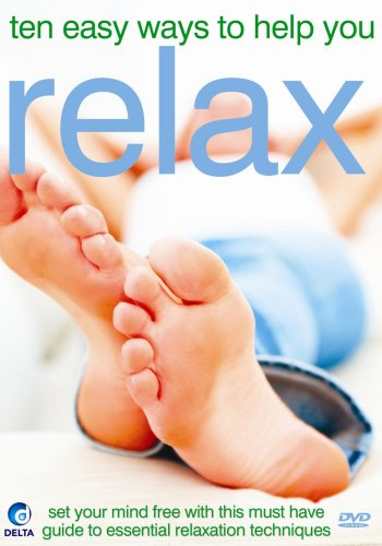 Ten Easy Ways To Help You Relax [DVD] [Reino Unido]