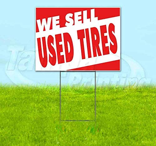WE Sell Used Tires 18
