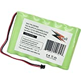 ZZcell Battery Replacement for DSC Impassa 9057 Wireless Control Panel, 6PH-H-4/3A3600-S-D22 Alarm System 3600mAh