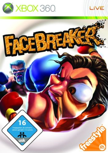 Electronic Arts  FaceBreaker, Xbox 360