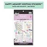 me & my BIG ideas Sticker Value Pack for Classic Planner - The...