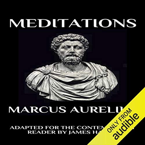 Marcus Aurelius - Meditations: Adapted for the Contemporary Reader Titelbild