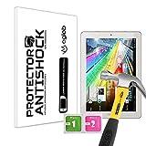 Protector de Pantalla Anti-Shock Anti-Golpe Anti-arañazos Compatible con Tablet Archos 97c Platinum