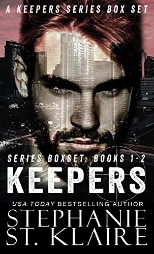 Keepers Series Boxset: Books 1 - 2 (The Keeper's Series) by [Stephanie St. Klaire, Jenny Sims]