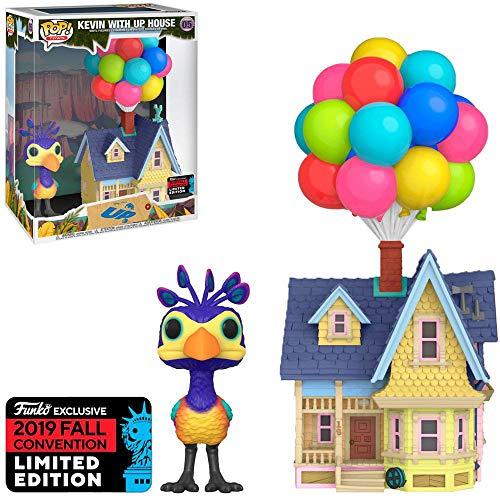 POP! Funko Town Disney Pixar Kevin with Up House #05 2019 Otoño Convention Edición Limitada