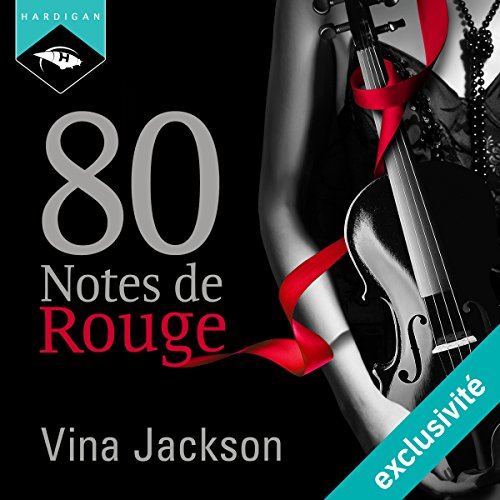 80 Notes de rouge audiobook cover art