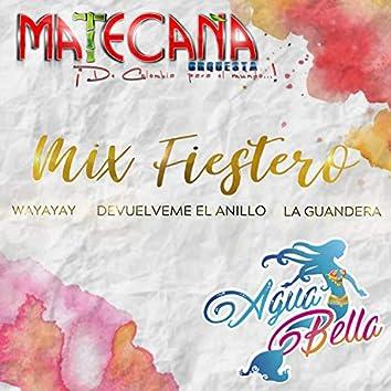 Mix Fiestero: Wayayay / Devuélveme el Anillo / La Guandera